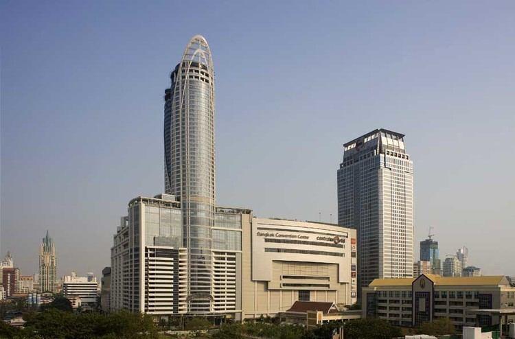 Centara Grand and Bangkok Convention Centre Centara Grand amp Bangkok Convention Centre at CentralWorld in Bangkok