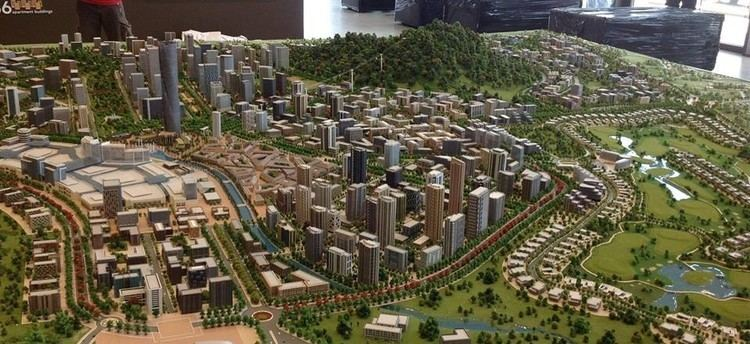 Centenary City Centenary city project to gulp 186billion targets 87000 jobs
