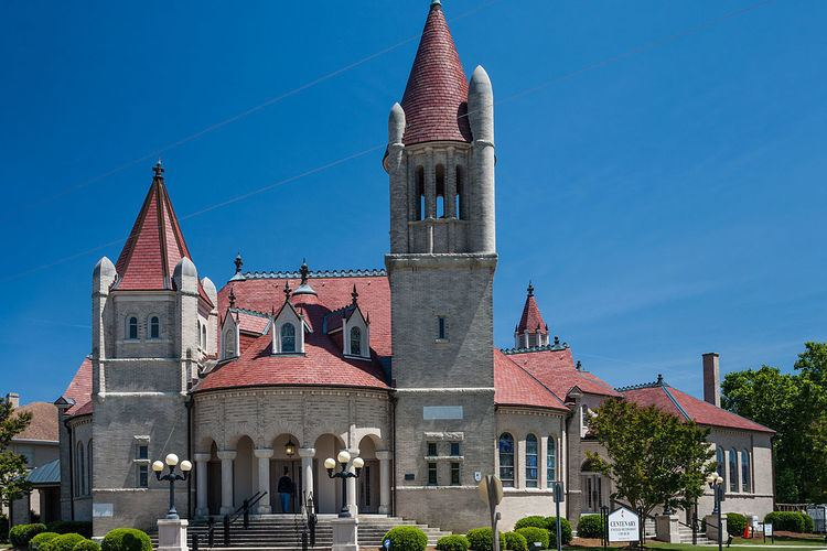 Centenary Methodist Church (New Bern, North Carolina)