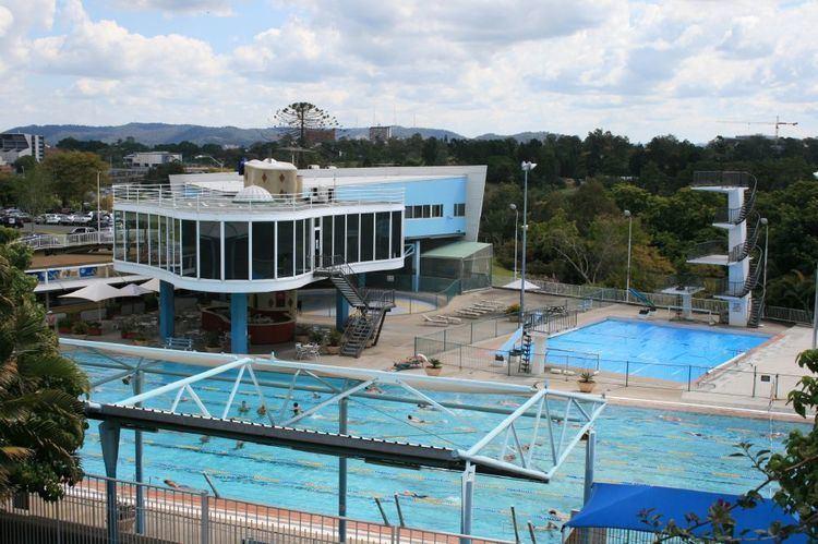 Centenary Pool Complex