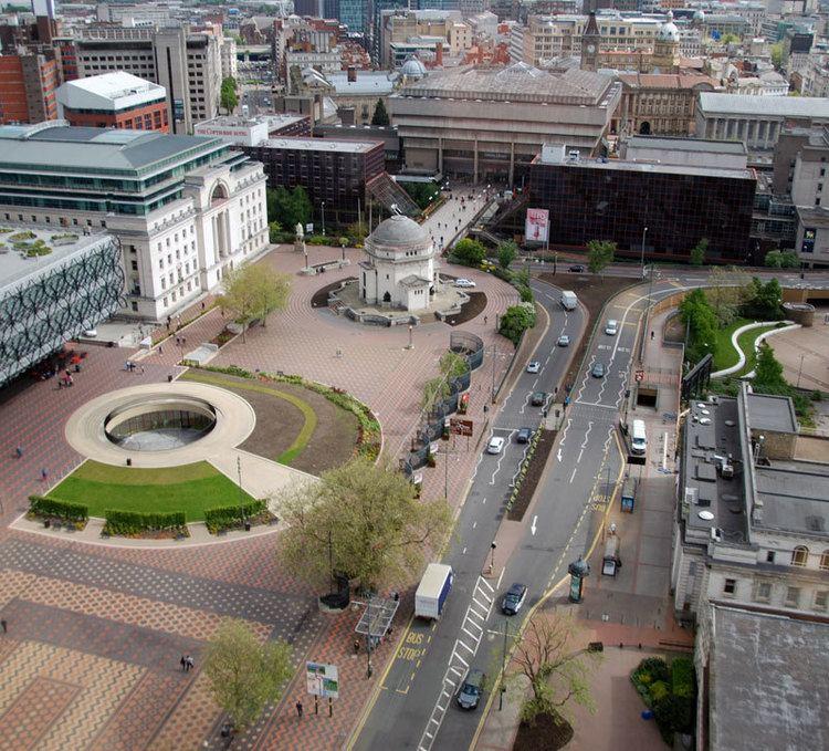 Centenary Square Birmingham Centenary Square
