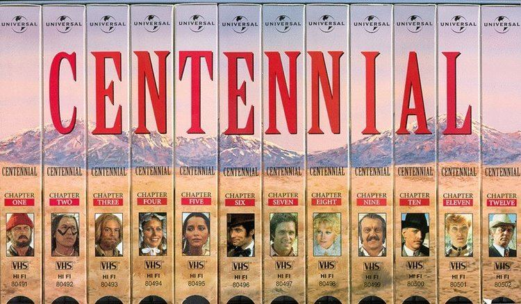 Centennial (miniseries) Amazoncom Centennial Vols 112 VHS Raymond Burr Barbara