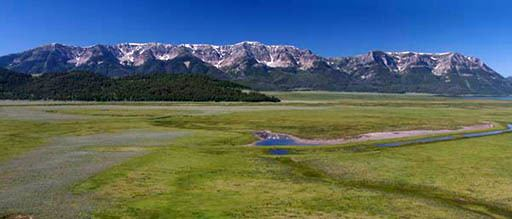 Centennial Mountains Mountains Red Rock Lakes US Fish and Wildlife Service