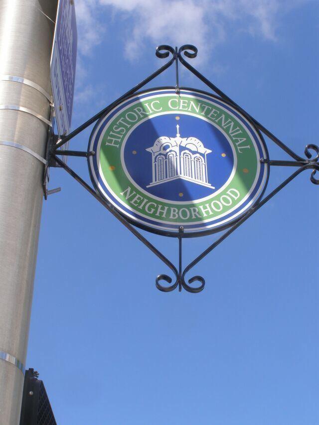 Centennial Neighborhood District