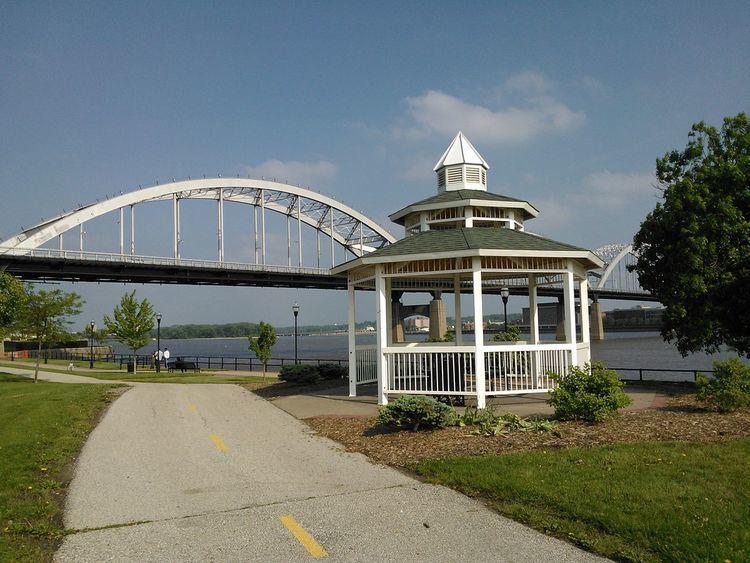 Centennial Park (Davenport, Iowa)