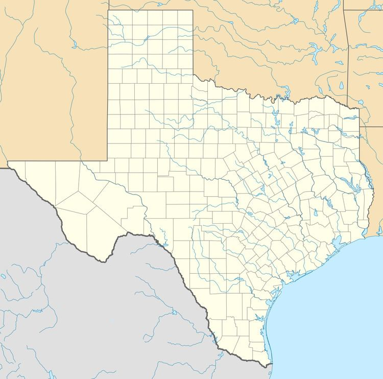 Center Point, Camp County, Texas
