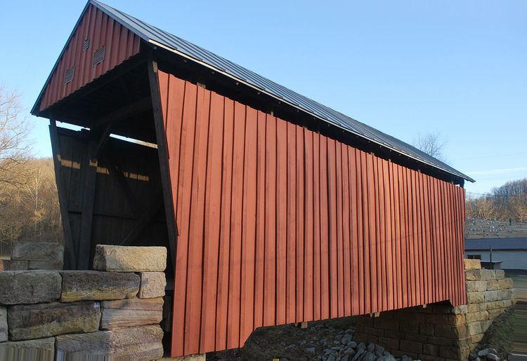 Center Point Covered Bridge