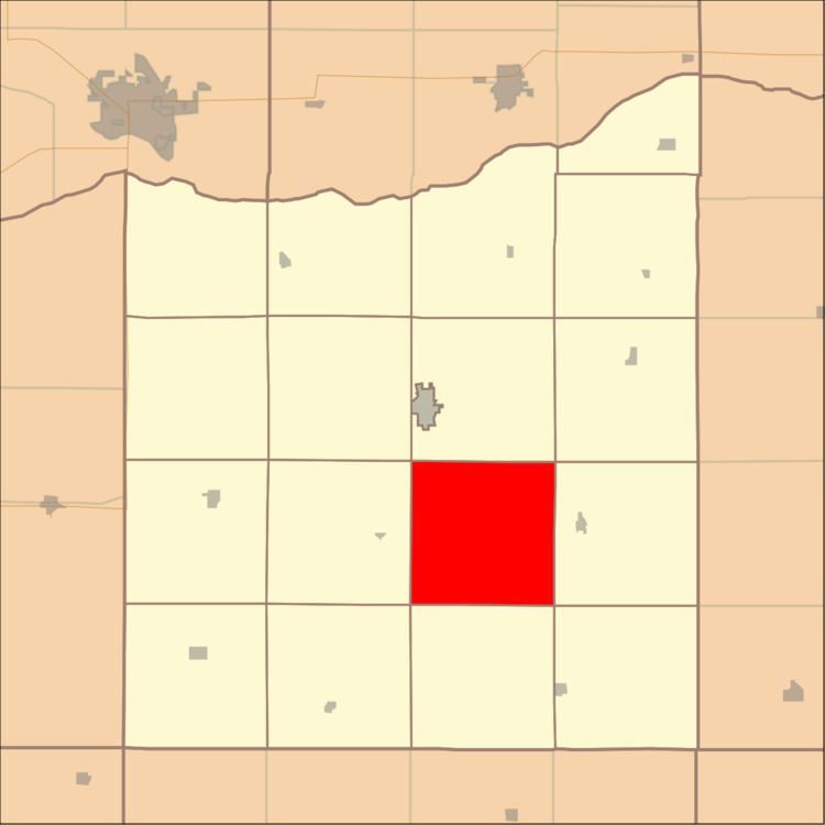 Center Township, Butler County, Nebraska