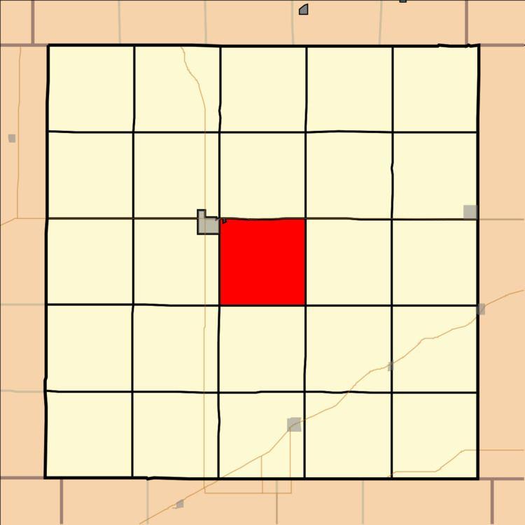 Center Township, Decatur County, Kansas