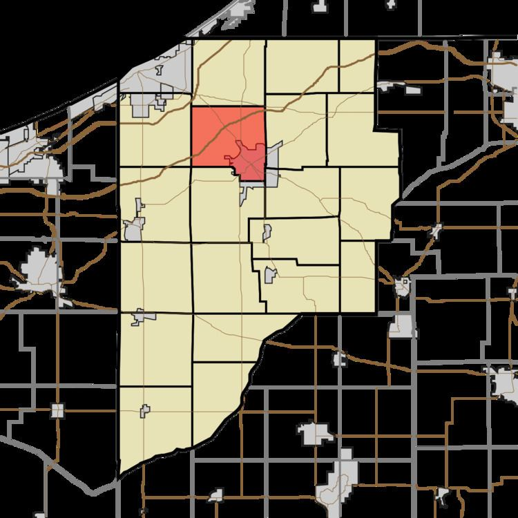 Center Township, LaPorte County, Indiana