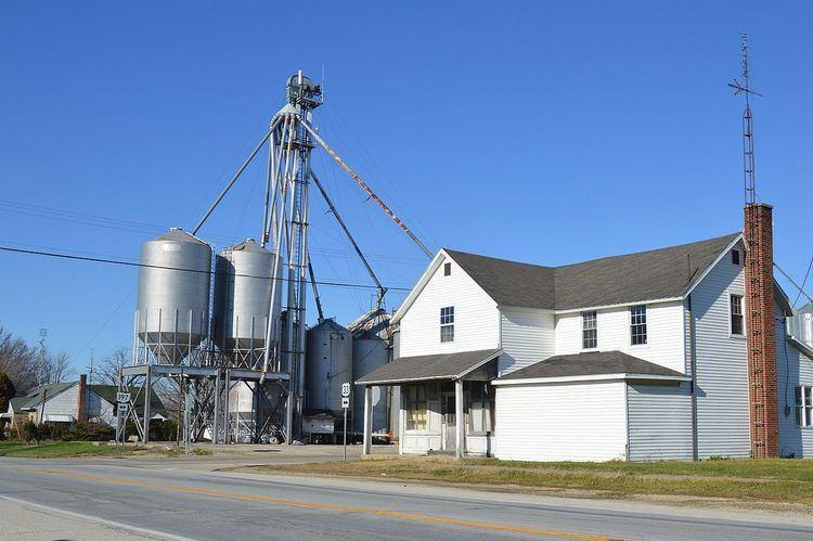 Center Township, Mercer County, Ohio