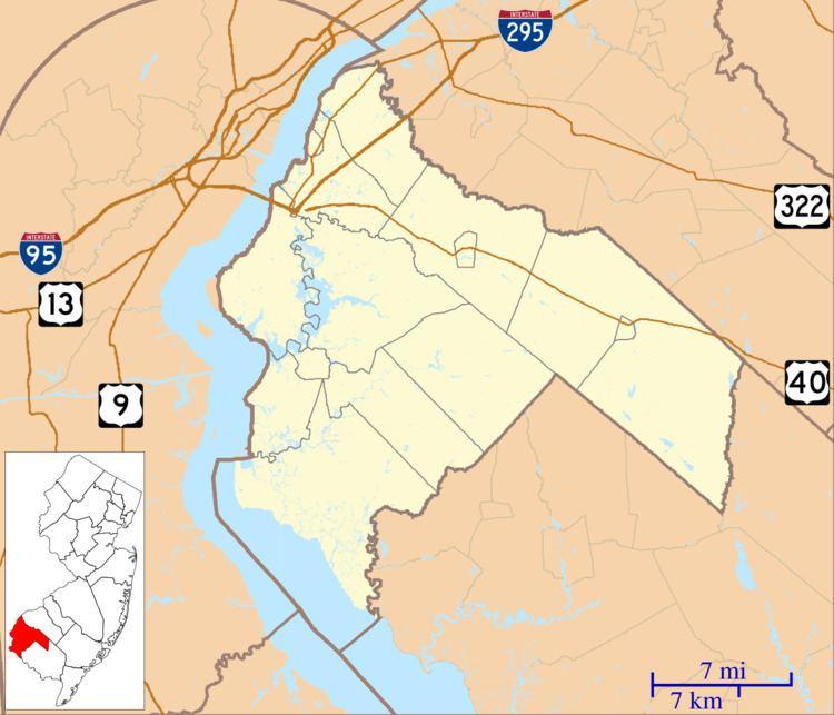 Centerton, Salem County, New Jersey