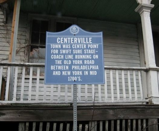 Centerville, Hunterdon County, New Jersey