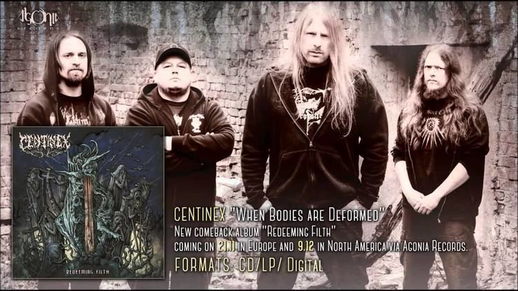Centinex CENTINEX When Bodies Are Deformed new song 2014 YouTube