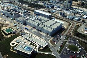 Centraco MARCOULE Le four de Centraco va redmarrer son activit industrielle