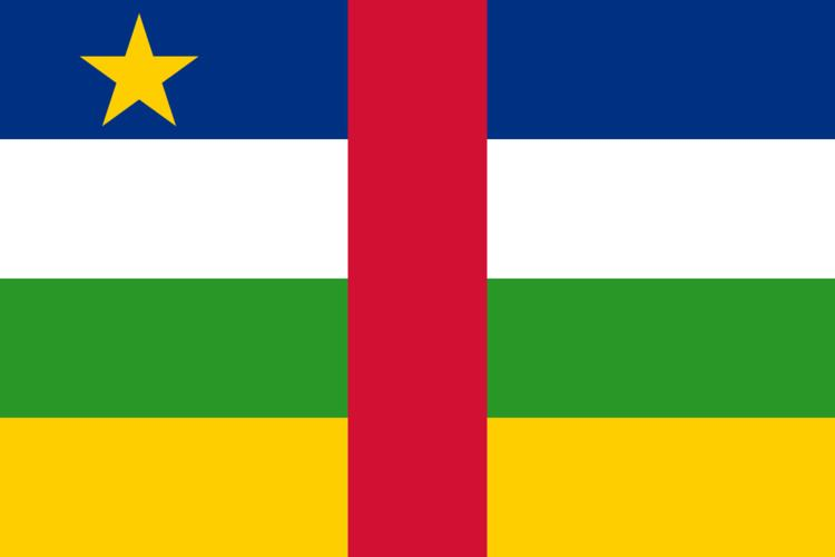 Central African Republic at the 1968 Summer Olympics