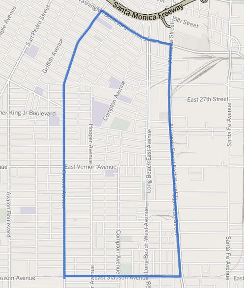 Central-Alameda, Los Angeles