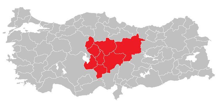 Central Anatolia Region (statistical)