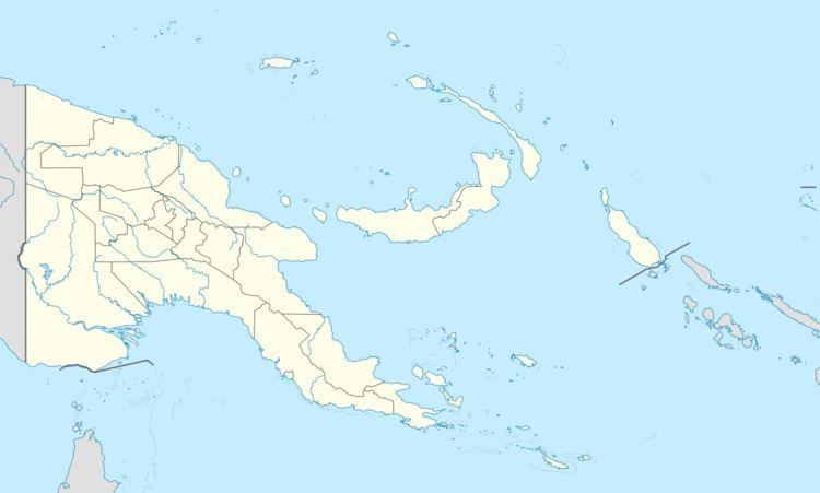 Central Bougainville District