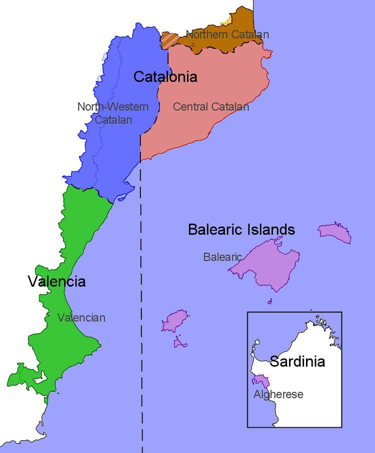 Central Catalan