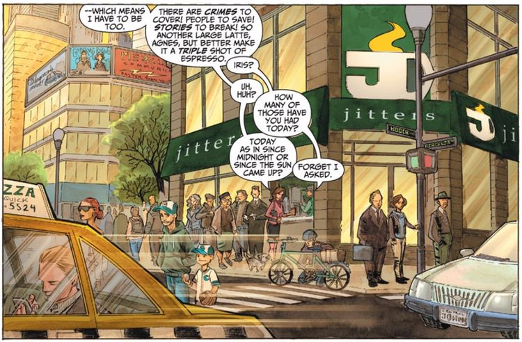 Central City (DC Comics) A Guide to the Fictional Cities of the DC Universe Hollywood Reporter