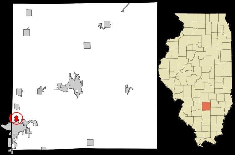 Central City, Illinois