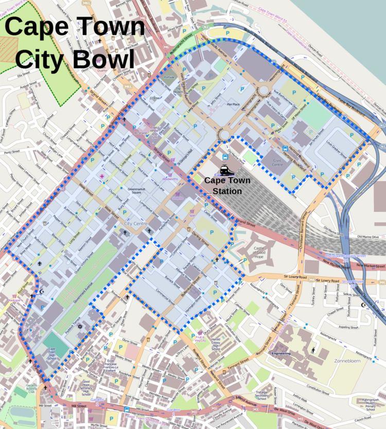 Central City Improvement District