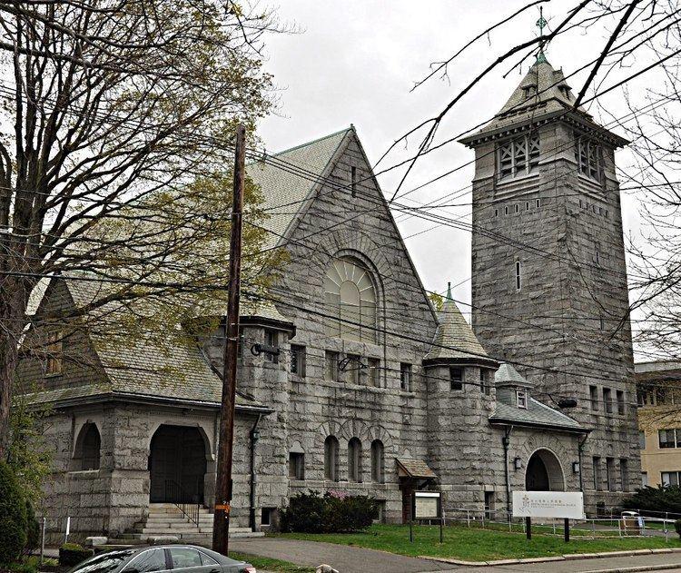 Central Congregational Church (Newton, Massachusetts)