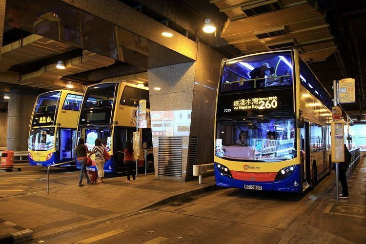 Central (Exchange Square) Bus Terminus