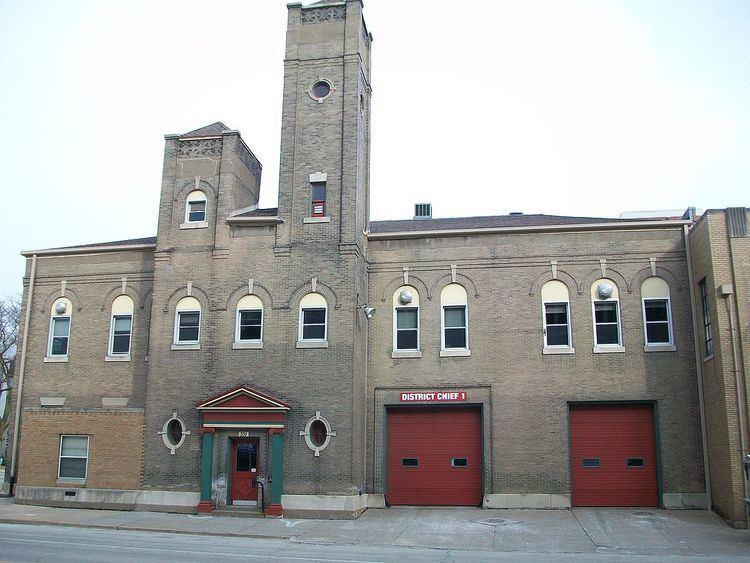 Central Fire Station (Davenport, Iowa)