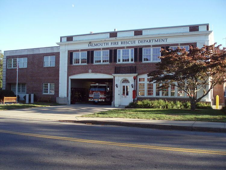 Central Fire Station (Falmouth, Massachusetts)