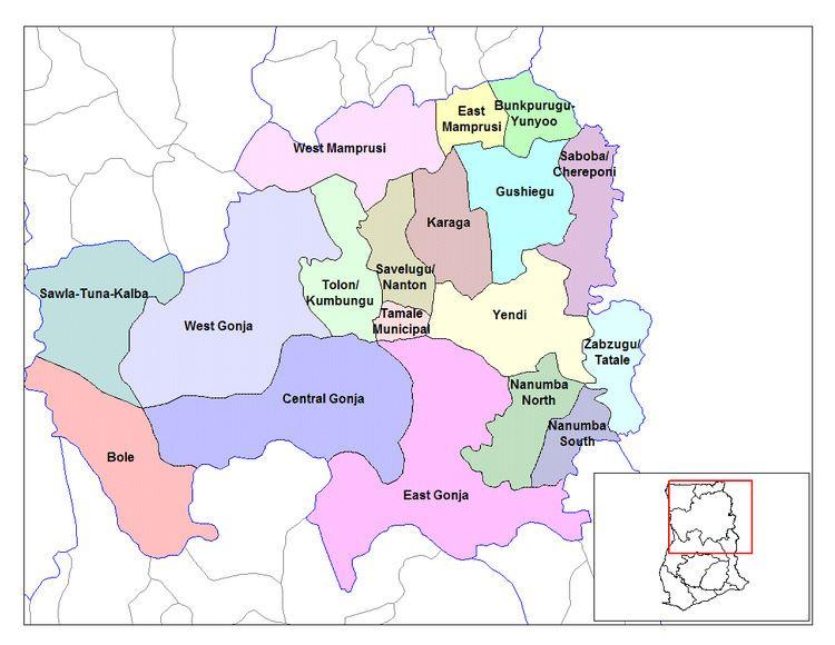 Central Gonja District
