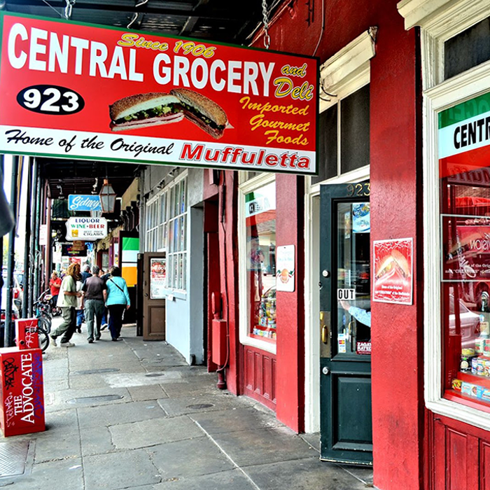 Central Grocery Central Grocery amp Deli Home of the Original Muffuletta