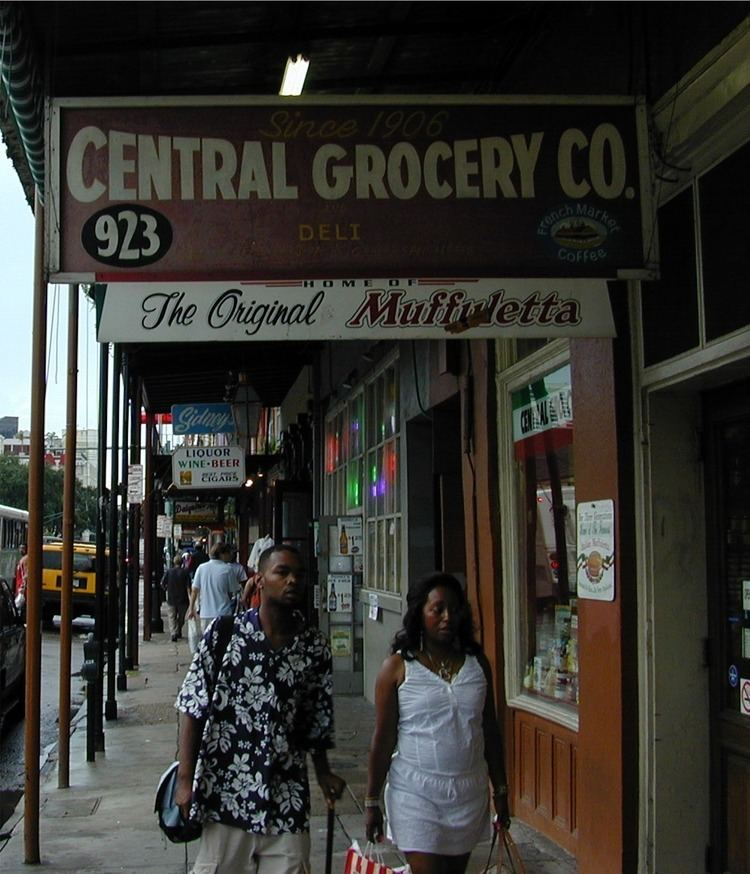 Central Grocery Central Grocery Wikipedia