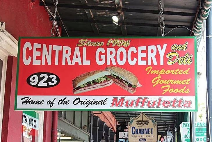 Central Grocery Philly Phoodie Central Grocery