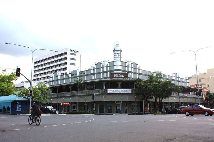 Central Hotel, Cairns
