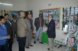 Central Institute of Agricultural Engineering Technology Information Centre of CIAE Bhopal Inagurated Indian