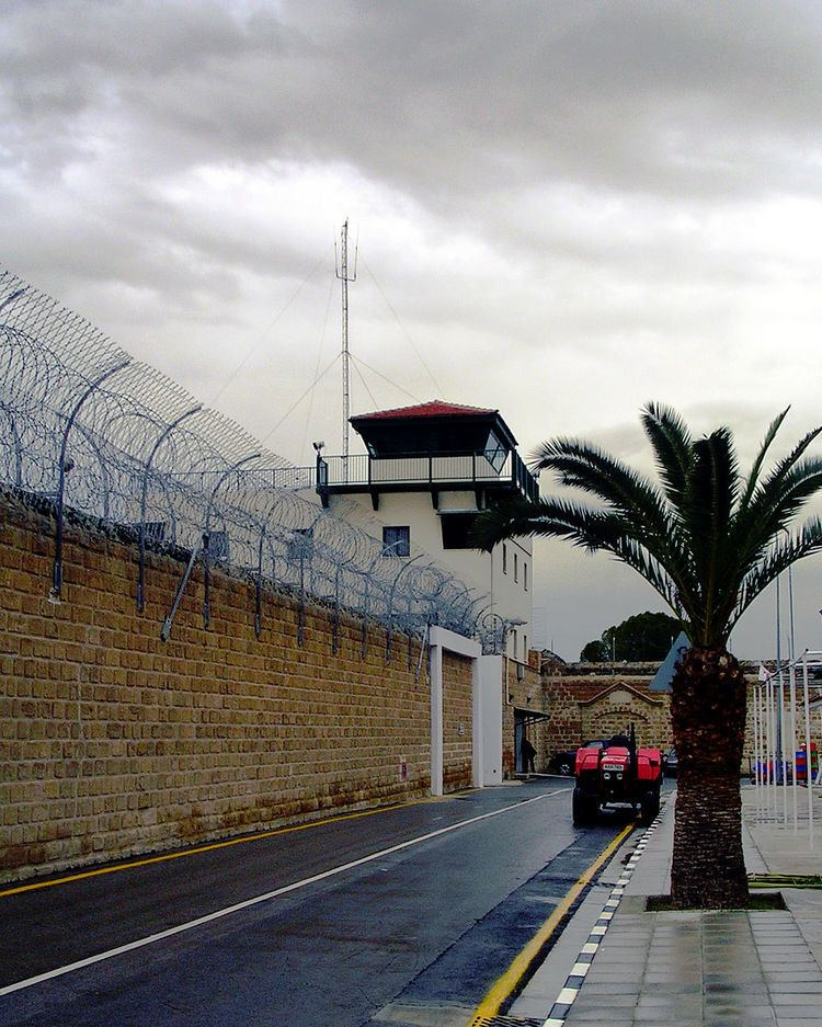Central Jail of Nicosia