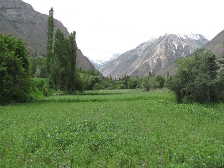 Central Karakoram National Park Central Karakoram National Park CKNP Italy39s Technical Co