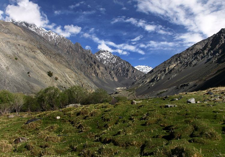 Central Karakoram National Park Central Karakoram National Park National Park in Asia Thousand