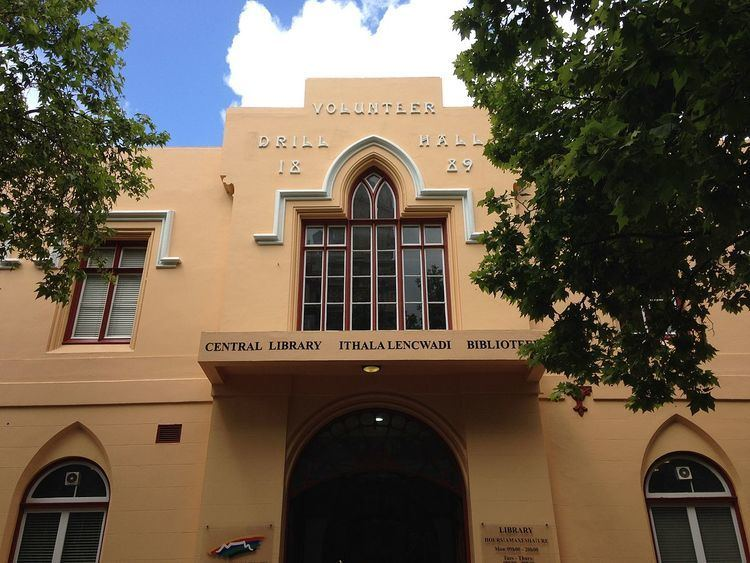 Central Library Cape Town