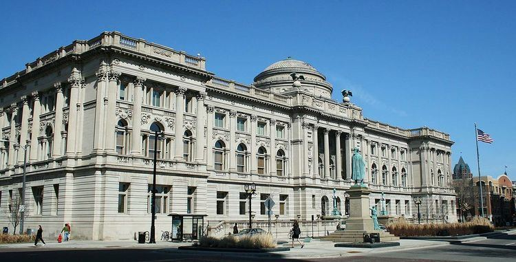 Central Library (Milwaukee, Wisconsin)