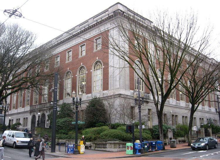 Central Library (Portland, Oregon)