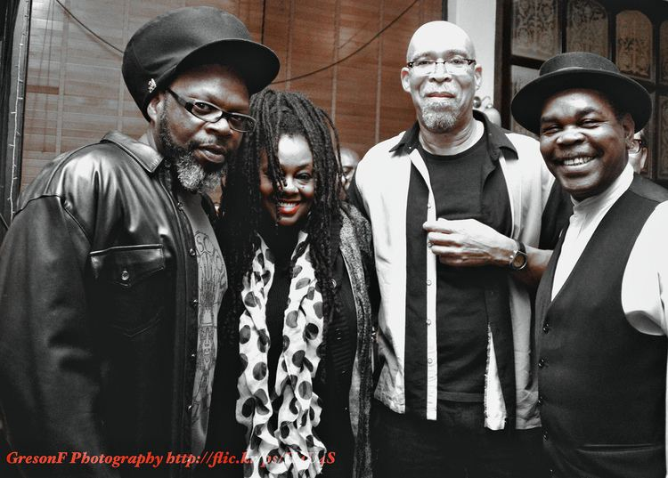 Central Line (band) Jazzie B Caron Wheeler Loyd Bradley author and Steve S Flickr