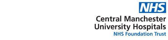 Central Manchester University Hospitals NHS Foundation Trust wwwcmftnhsukimagesCMFTLogojpg