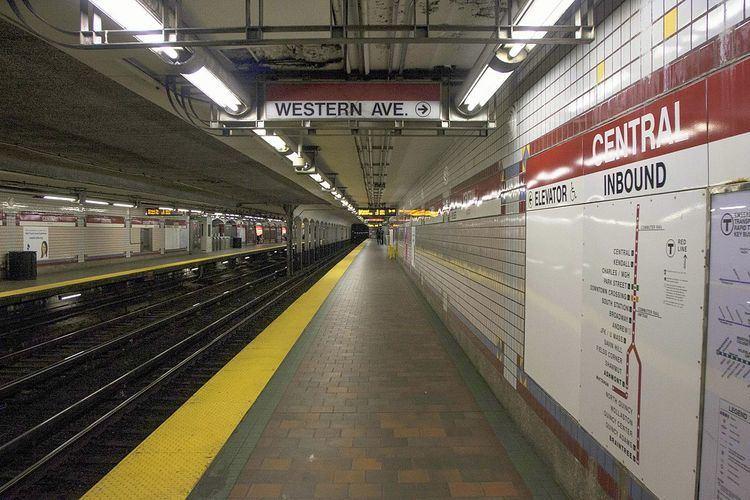 Central (MBTA station)