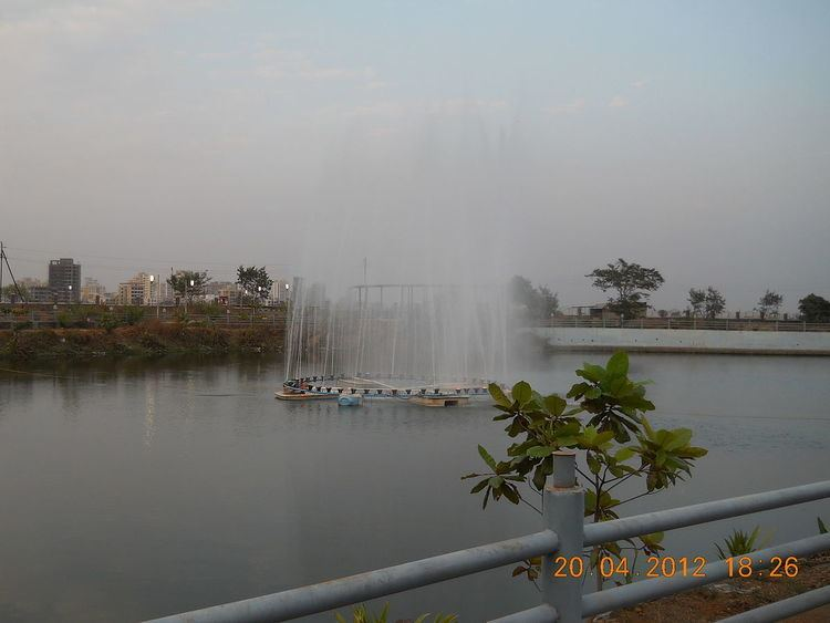 Central Park, Kharghar