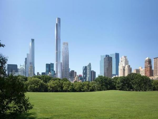 Central Park Tower Extell Teams With Chinese Firm on Central Park Tower Hemisphere39s