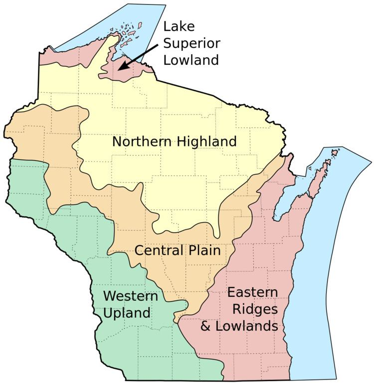 Central Plain (Wisconsin)