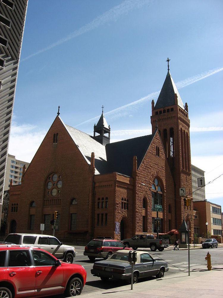 Central Presbyterian Church (Denver, Colorado)
